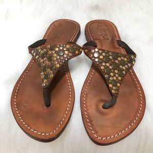 Mystique Thong Sandals Flip Flop